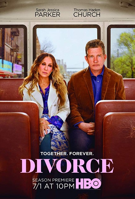 Divorce Season 3 Poster