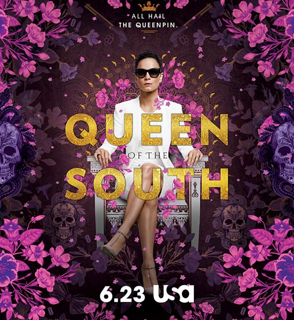 Queen of the South Season 4 Poster