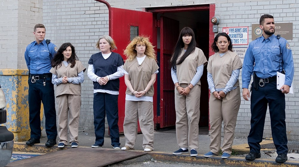 Orange is the New Black Season 7 Scenes