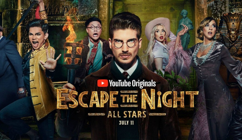 Escape the Night Season 4 | Cast, Episodes | And Everything You Need to Know