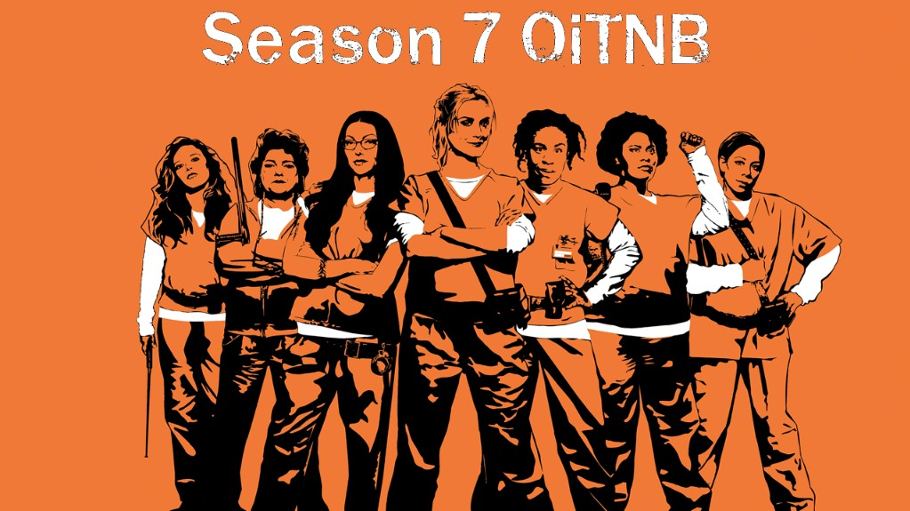 Orange is the New Black's final season arrives July 26.