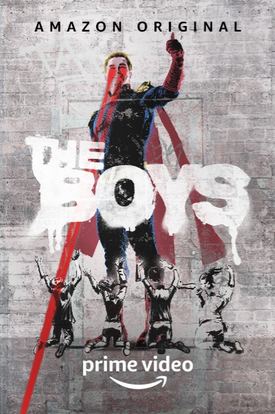 The Boys TV Series (2019) Poster