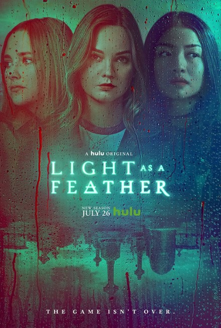 Light as a Feather Season 2 Poster