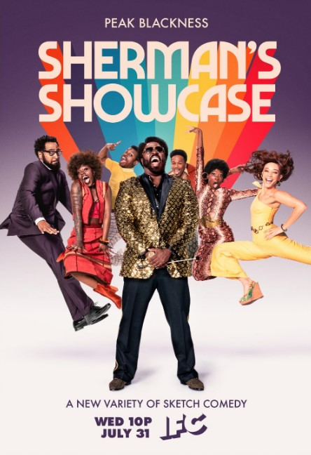 Sherman's Showcase TV Series (2019)