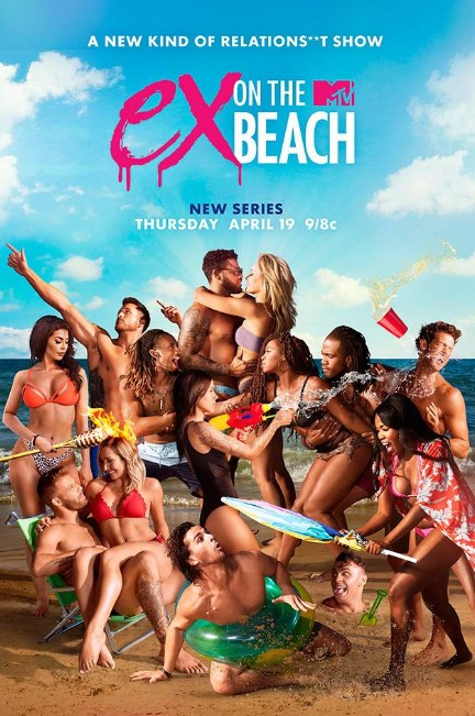 Ex on the Beach Season 3 Poster