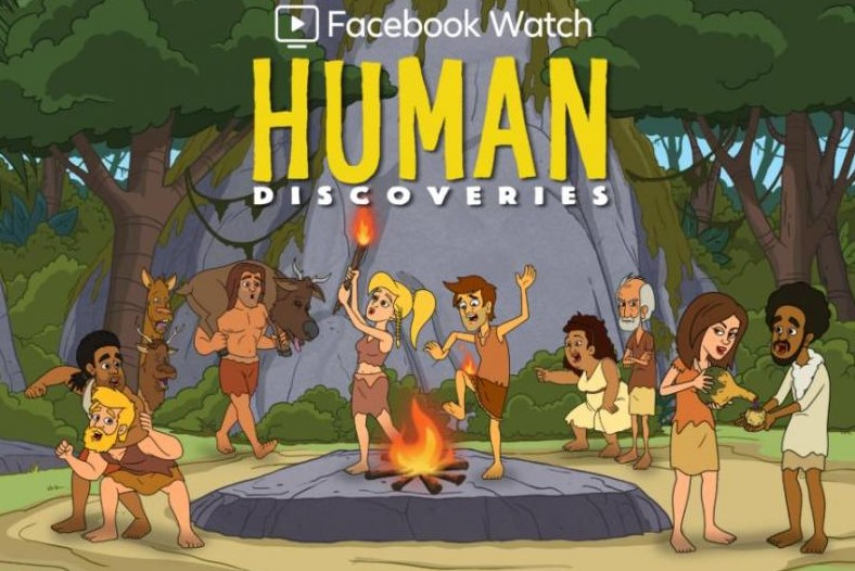 Human Discoveries TV Series (2019)