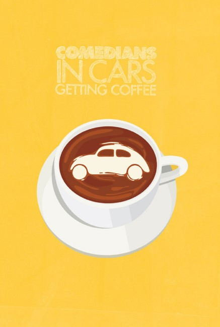 Comedians in Cars Getting Coffee Season 11 Poster