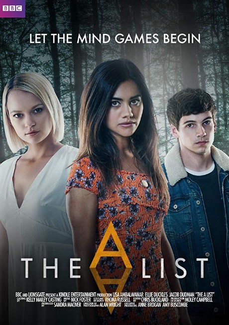 The A List (2019) Poster