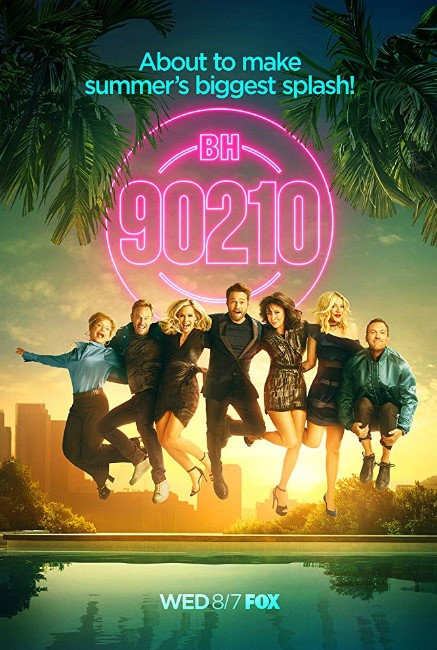 BH90210 (2019) Poster