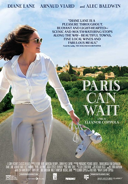 Paris Can Wait (2019) Poster