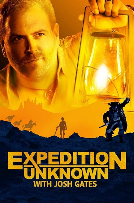 Expedition Unknown Season 7 Poster