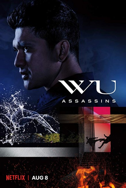 Wu Assassins TV Series (2019) Poster