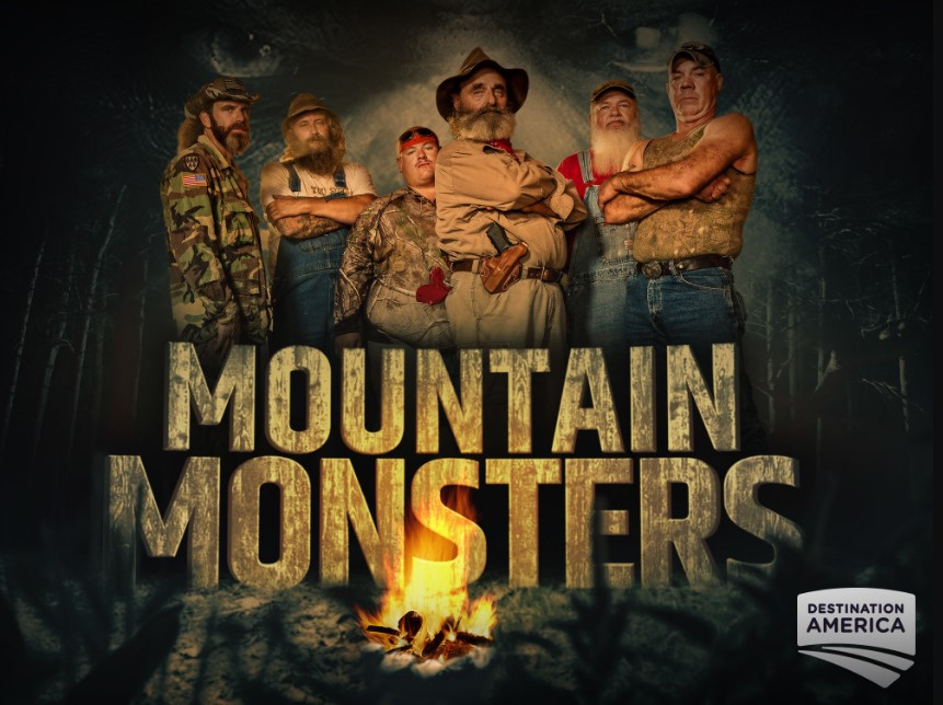 Mountain Monsters Season 6 Poster