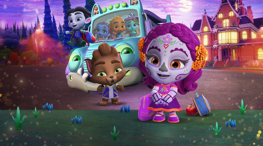 Super Monsters Back to School (2019) | Cast | And Everything You Need to Know