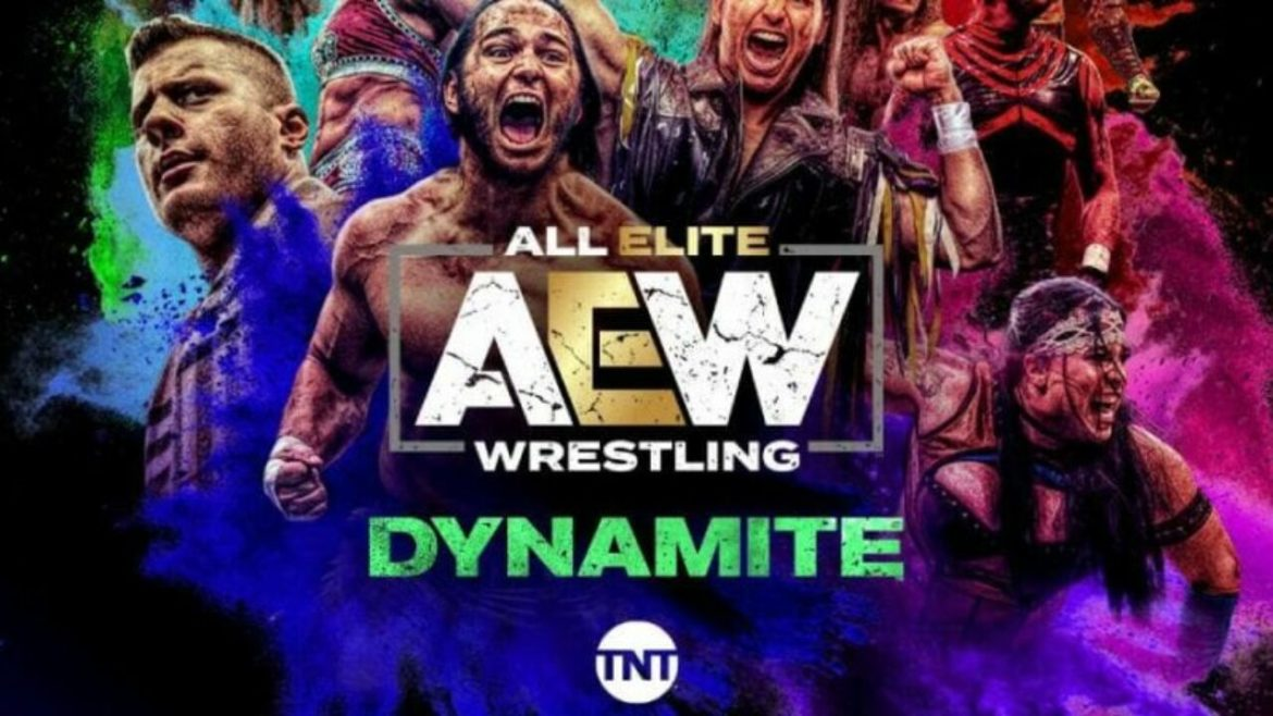 All Elite Wrestling: Dynamite TV Series (2019) | Cast, Episodes | And Everything You Need to Know