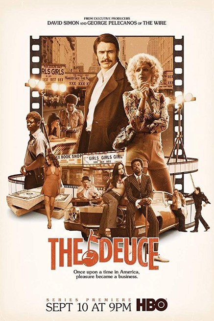 The Deuce Season 3 Poster