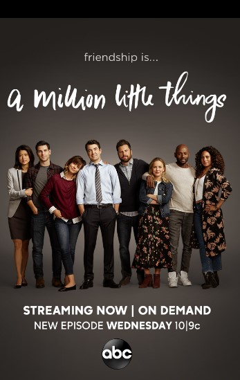 A Million Little Things Season 2 Poster