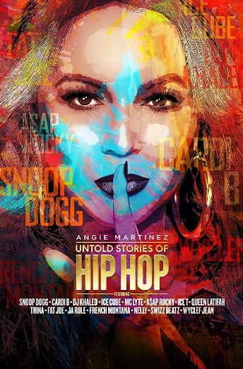Untold Stories of Hip Hop Poster