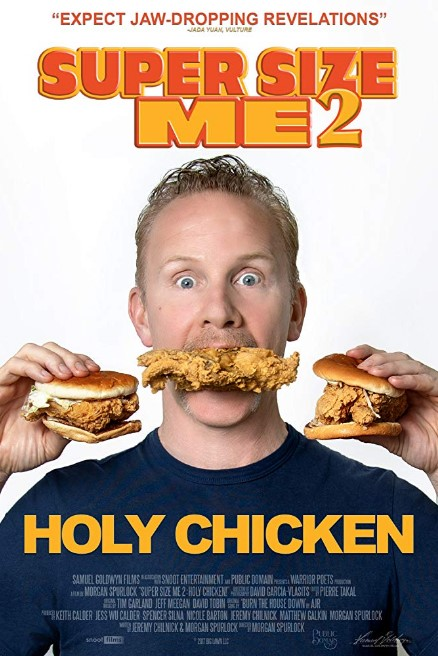 Super Size Me 2 Poster