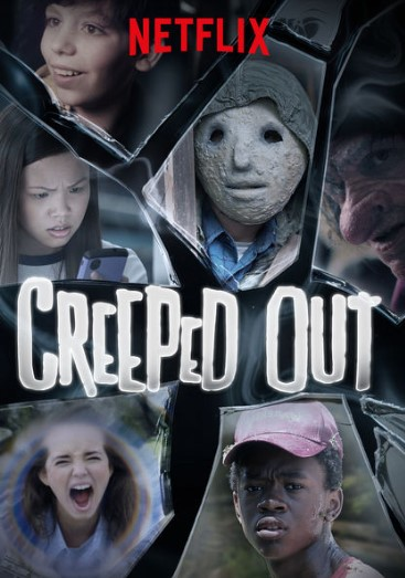 Creeped Out Season 2 Poster