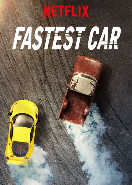 Fastest Car Season 2 Poster