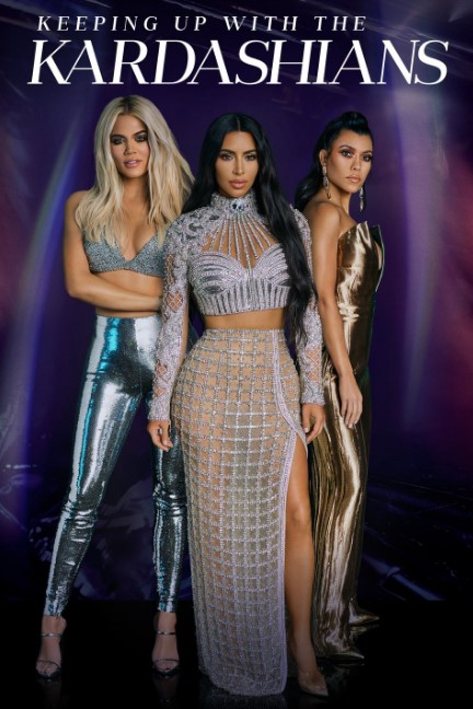 Keeping Up With the Kardashians Season 17 Poster