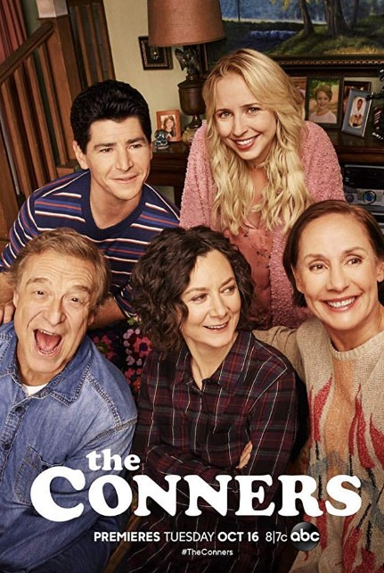 The Conners Season 2 Poster