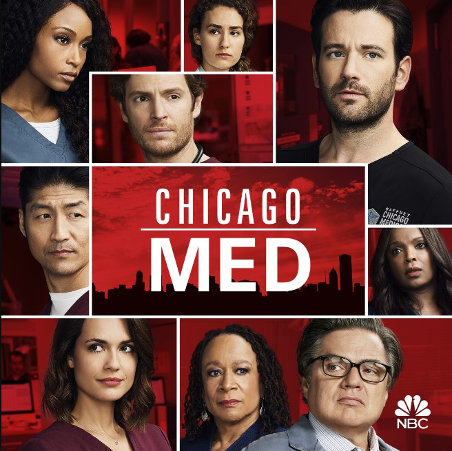 Chicago Med Season 5 Poster