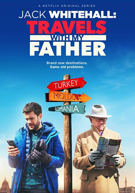Jack Whitehall: Travels with My Father Season 3 Poster