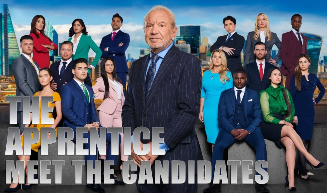 Image result for The Apprentice - TV Show poster - HD Image