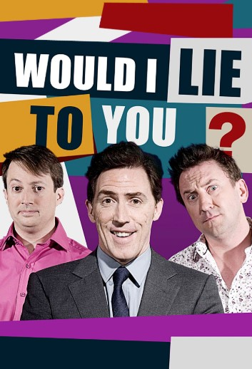 Would I Lie To You? Season 13 Poster