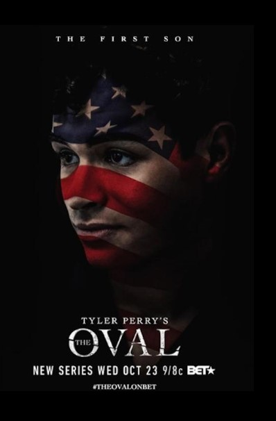 The Oval Season 1 Poster