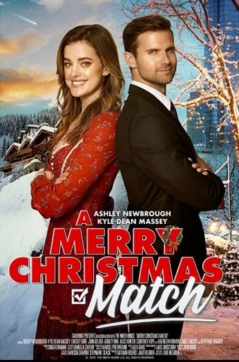 A Merry Christmas Match (2019) Poster