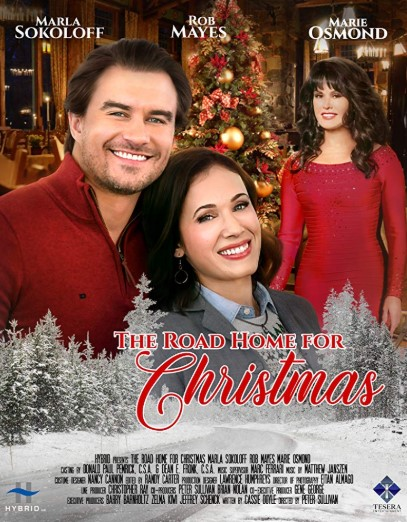 The Road Home for Christmas Poster