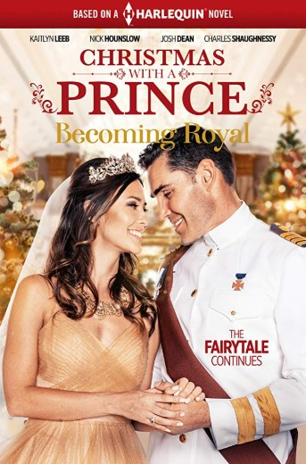 Christmas with a Prince - Becoming Royal Poster
