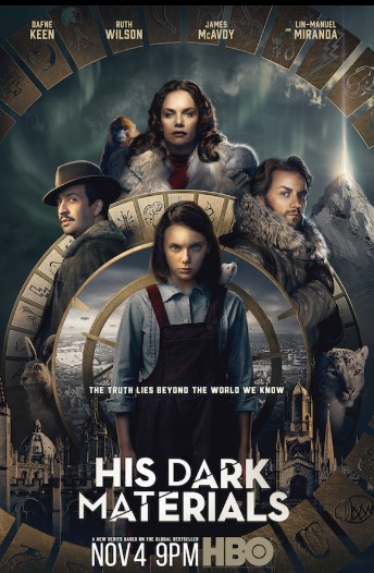His Dark Materials TV Series (2019) Poster
