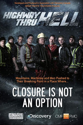 Highway Thru Hell Season 8 Poster