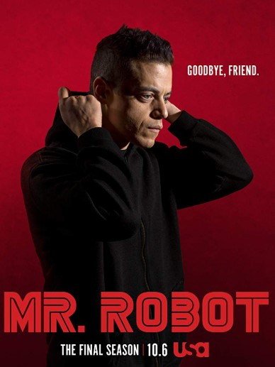 Mr. Robot Season 4 Poster