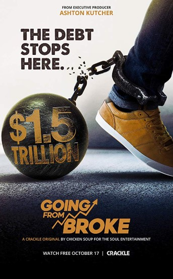 Going From Broke Poster