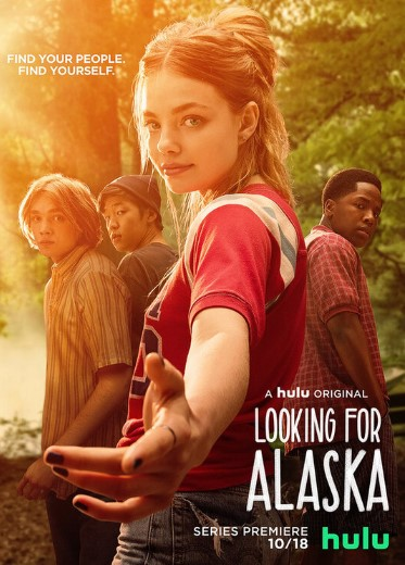 Looking for Alaska season 1 Poster