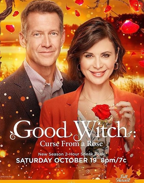 Good Witch: Curse From a Rose Poster