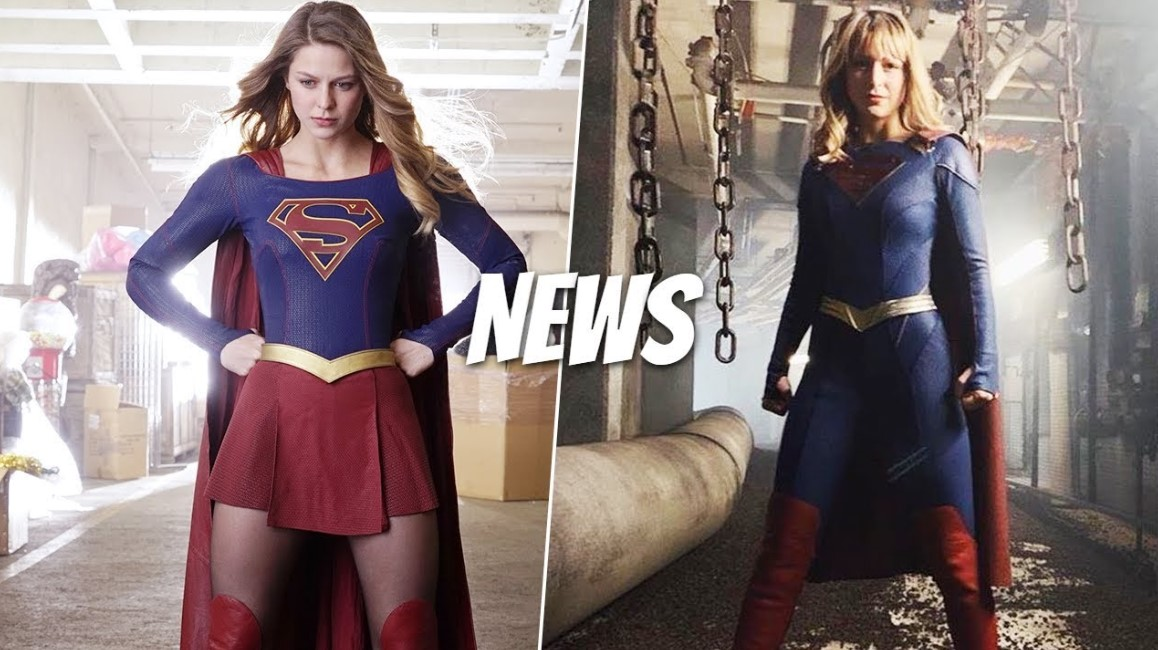 Supergirl Season 5 | Supergirl New Suit First Look