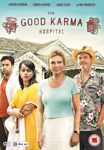 The Good Karma Hospital Season 3 Poster
