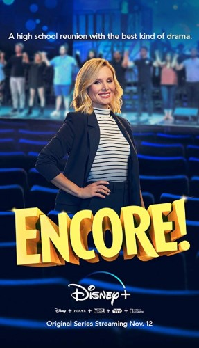 Encore! TV Series (2019) Poster