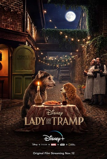 Lady and the Tramp (2019) Poster