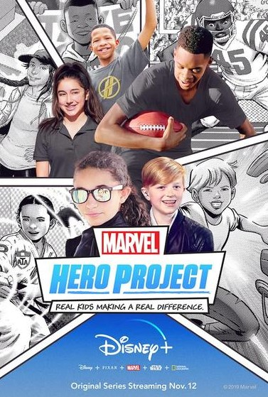 Marvel's Hero Project Season 1 Poster