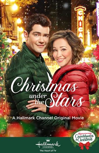 Christmas Under the Stars (2019) Poster