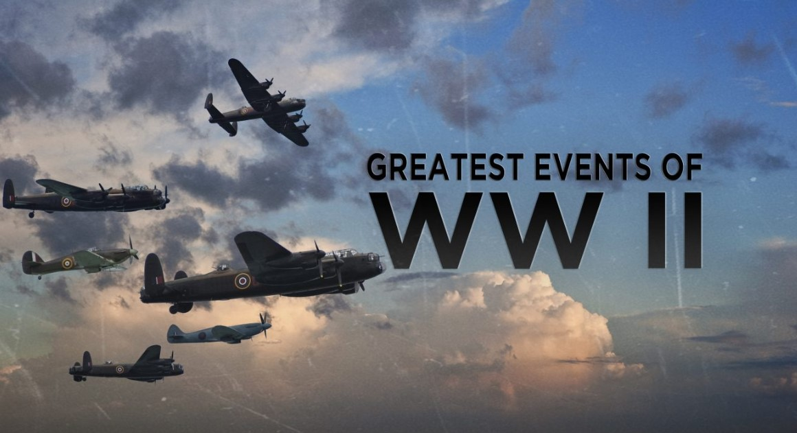 Greatest Events of WWII in HD Colour TV Series (2019) Poster