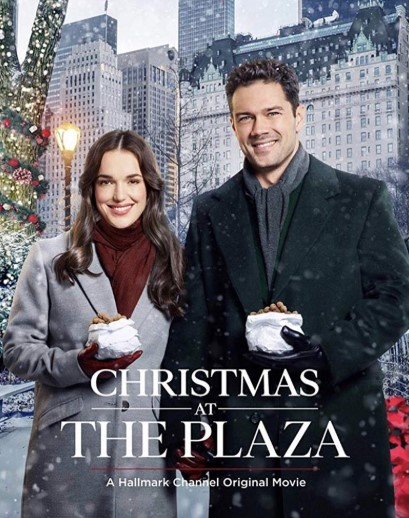 Christmas at the Plaza (2019) Poster