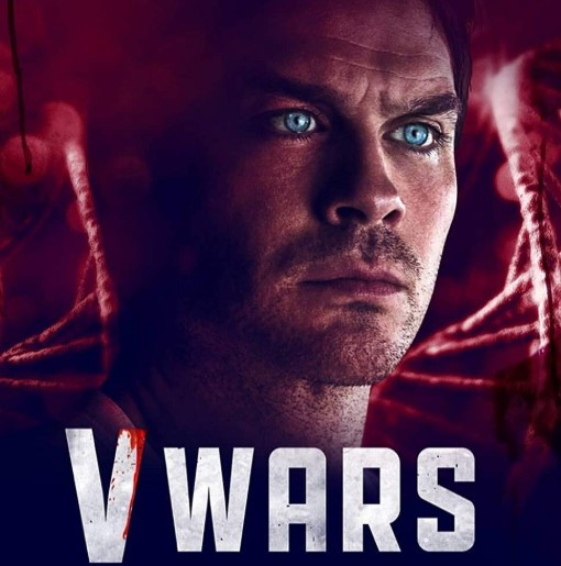 V-Wars TV Series (2019) Poster
